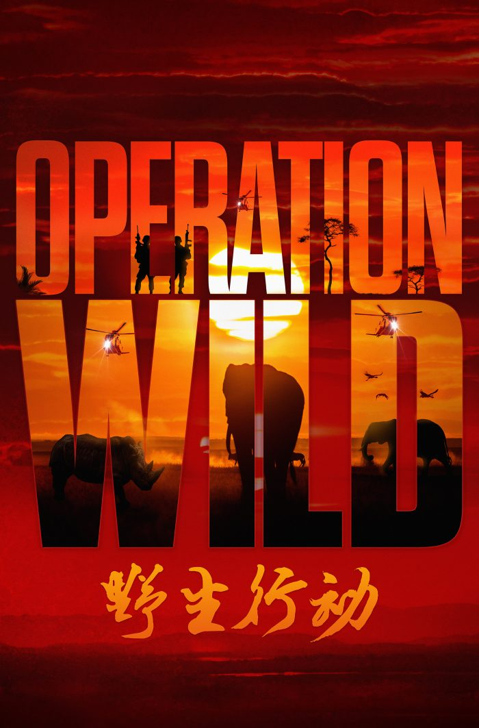 Poster for Operation Wild